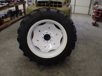 Tractor Wheels and Tractor Tires for Sale Online