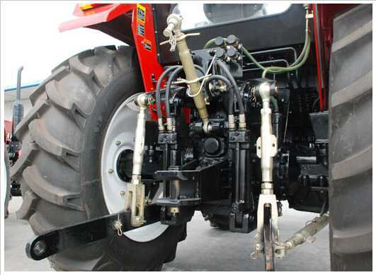 parts for 3-point hitch for Jinma Tractor - three-point hitch parts